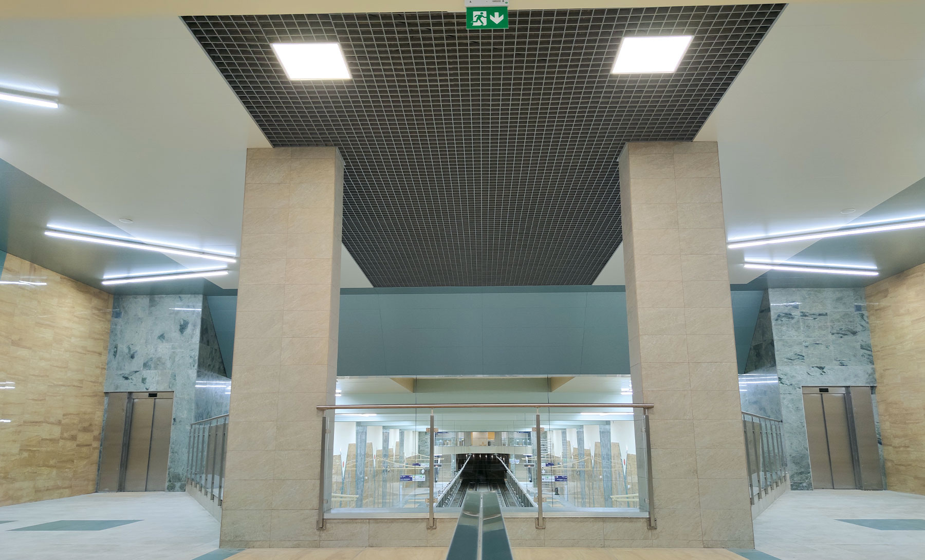 Метростанция Мизия/ НБУ